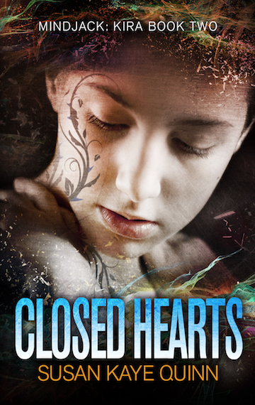 Closed Hearts (Mindjack: Kira #2)