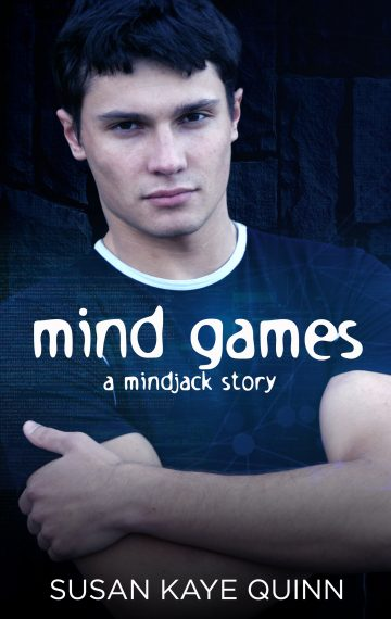 Mindjack Origins #1