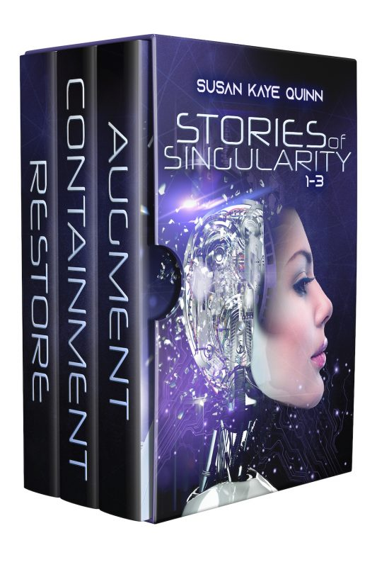 Stories of Singularity #1-3