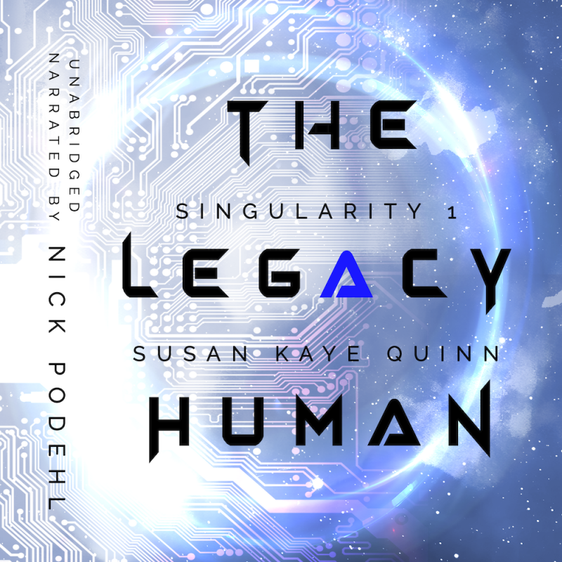 The Legacy Human: Audiobook