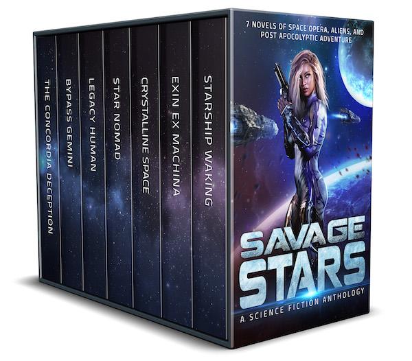 Savage Stars